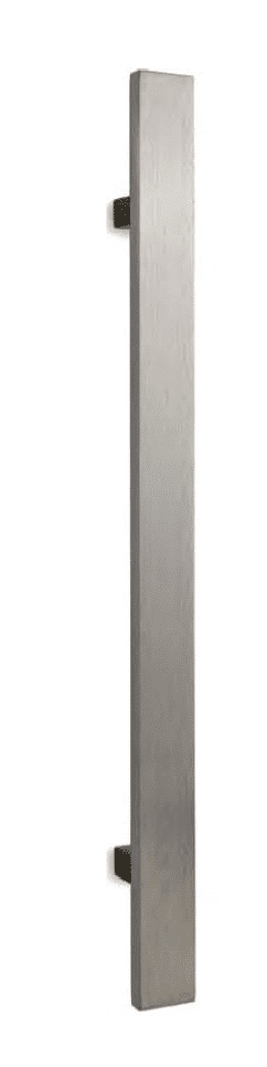 stainless steel door handle modern poignée de porte acier inoxydable moderne